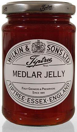 Medlar Jelly - Mispel Gelee - suessschnabel.de