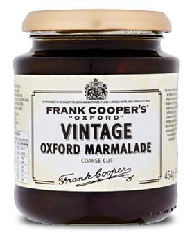 Original Vintage Oxford Orange Marmalade