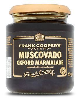 Muscovado Orange Coarse Cut Marmalade