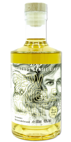 Gentle Giant New Single Malt